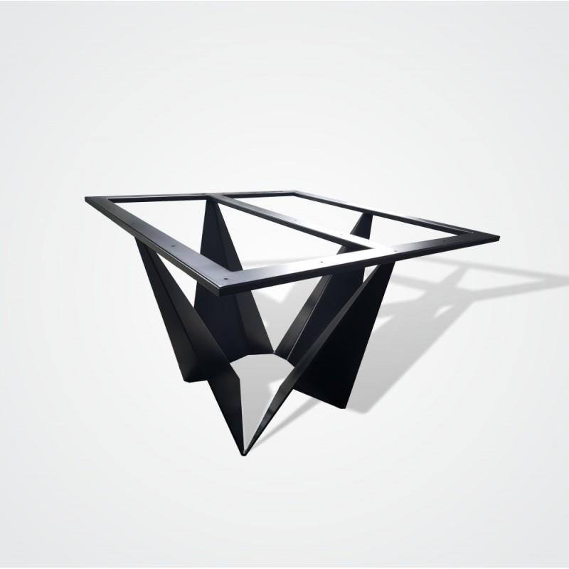 Picior metalic central masa dining