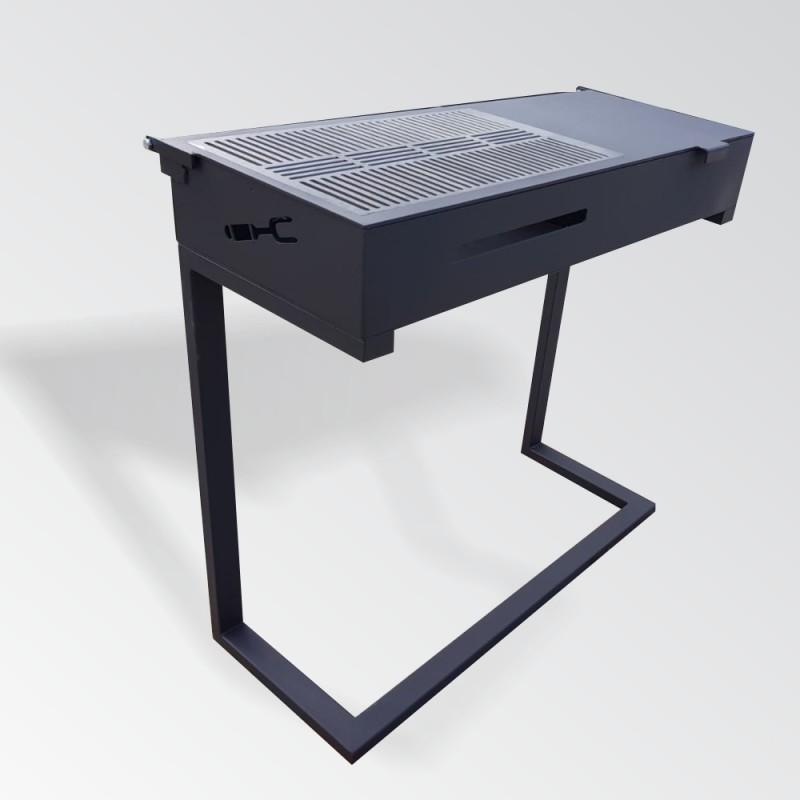Gratar / Barbeque de gradina cu carbuni - BBQ01
