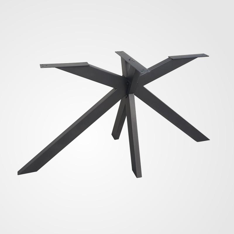 Picior metalic pentru masa dining rectangulara