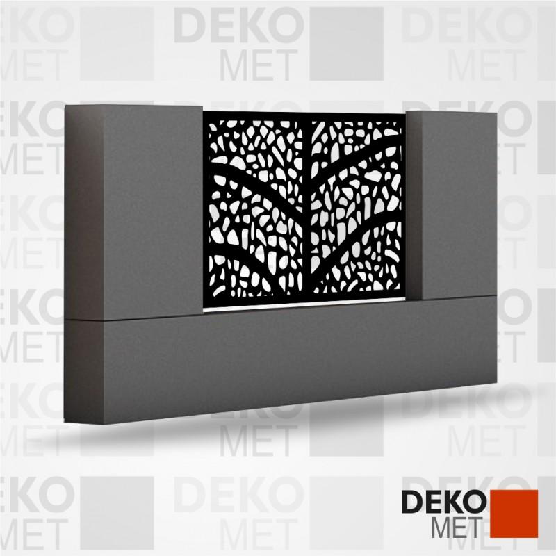 PANOU METALIC GARD DIN TABLA PERFORATA - GDM10