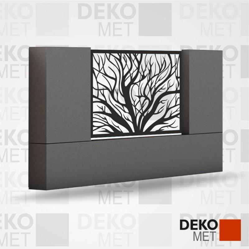 PANOU METALIC GARD DIN TABLA PERFORATA - GDM11