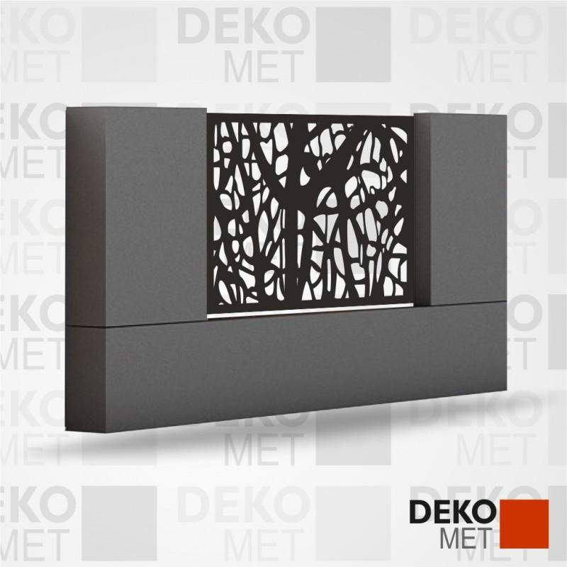PANOU METALIC GARD DIN TABLA PERFORATA - GDM03