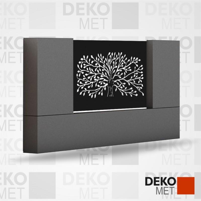 PANOU METALIC GARD DIN TABLA PERFORATA - GDM06