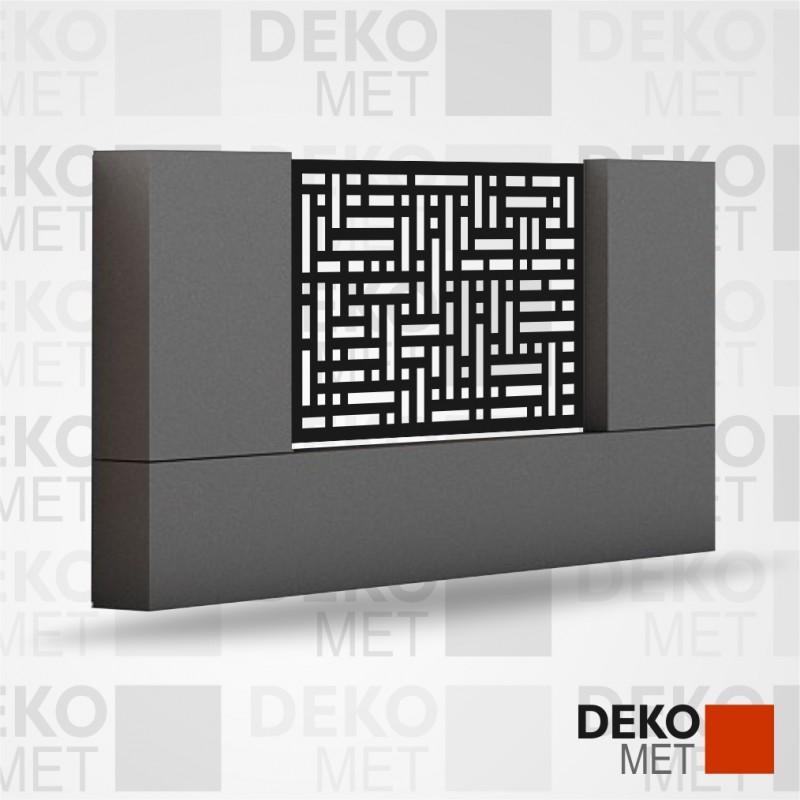 PANOU METALIC GARD DIN TABLA PERFORATA - GDM07